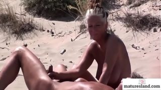 Horny Mature Nudists – Look More at
